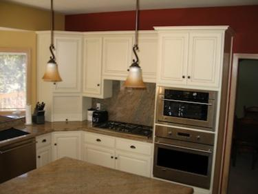 kitchen appliance installation - Bend Oregon